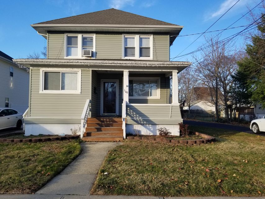 Single Family Home for Rent at 100 3rd Street 100 3rd Street Keyport, New Jersey 07735 United States