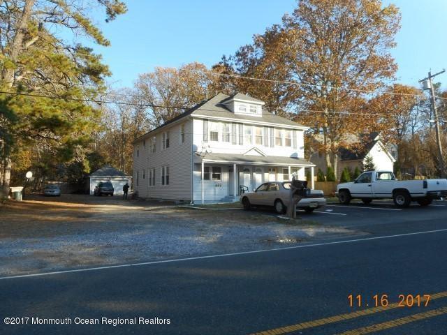 Mehrfamilienhaus für Verkauf beim 437 Wheaton Avenue 437 Wheaton Avenue Berkeley, New Jersey 08721 Vereinigte Staaten