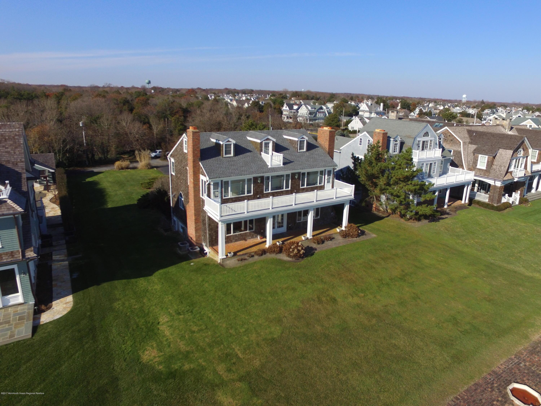 獨棟家庭住宅 為 出租 在 609 Ocean Avenue 609 Ocean Avenue Sea Girt, 新澤西州 08750 美國