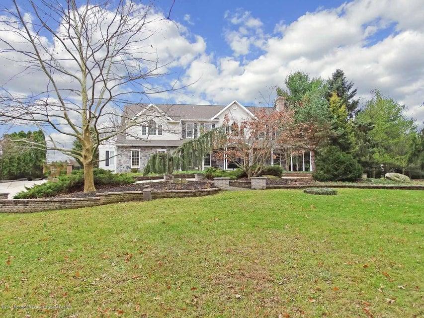 단독 가정 주택 용 매매 에 15 Hluchy Road 15 Hluchy Road Robbinsville, 뉴저지 08691 미국