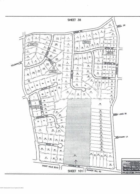 Land for Sale at 443 Leesville Road 443 Leesville Road Jackson, New Jersey 08527 United States