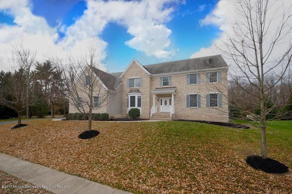Tek Ailelik Ev için Satış at 11 Wild Azalea Lane 11 Wild Azalea Lane Skillman, New Jersey 08558 Amerika Birleşik Devletleri