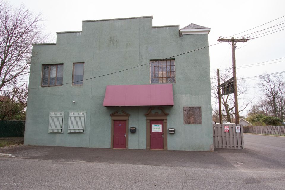 Commercial for Sale at 23 Emmons Street 23 Emmons Street Long Branch, New Jersey 07740 United States