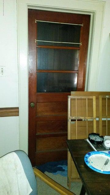 mud room door