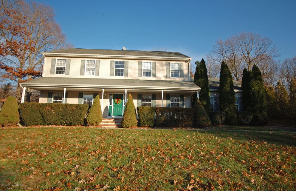 Single Family Home for Sale at 20 Plum Ridge Drive 20 Plum Ridge Drive New Egypt, New Jersey 08533 United States