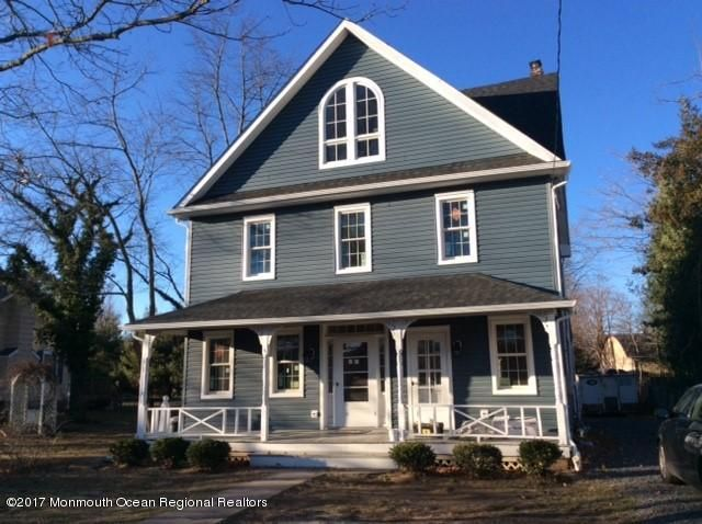 Single Family Home for Rent at 34 Ridge Road 34 Ridge Road Rumson, New Jersey 07760 United States
