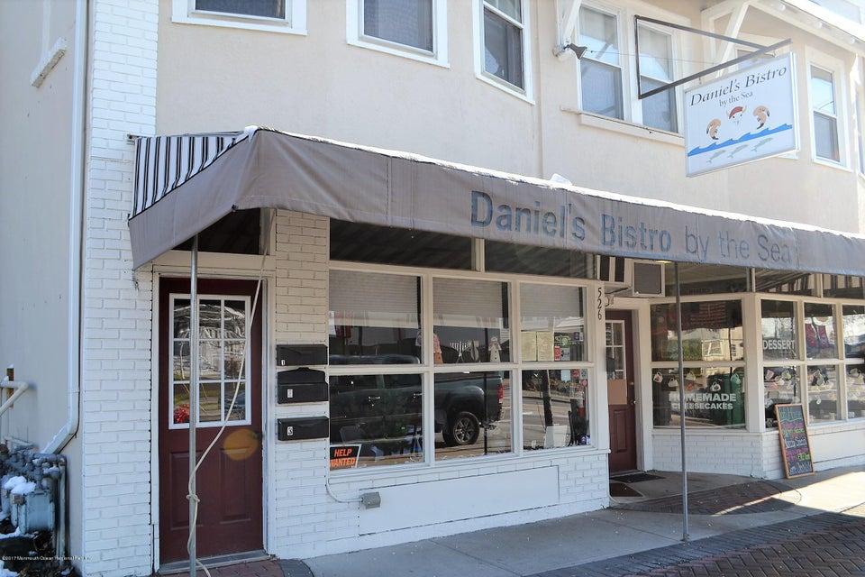 商用 為 出售 在 526 Main Street 526 Main Street Avon, 新澤西州 07717 美國