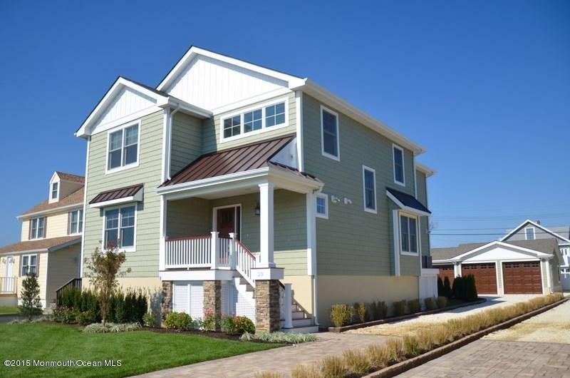 Einfamilienhaus für Mieten beim 23 Parkway 23 Parkway Point Pleasant Beach, New Jersey 08742 Vereinigte Staaten