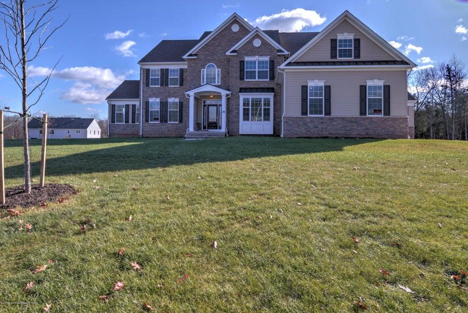 一戸建て のために 売買 アット 37 Remy Court 37 Remy Court Montgomery, ニュージャージー 08502 アメリカ合衆国