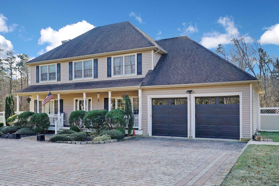House for Sale at 4107 Hurley Pond Road 4107 Hurley Pond Road Wall, New Jersey 07719 United States