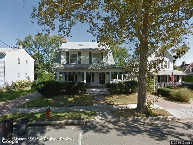 Single Family Home for Rent at 308 12th Avenue 308 12th Avenue Belmar, New Jersey 07719 United States