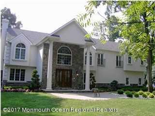 Single Family Home for Rent at 90 Heulitt Road 90 Heulitt Road Colts Neck, New Jersey 07722 United States