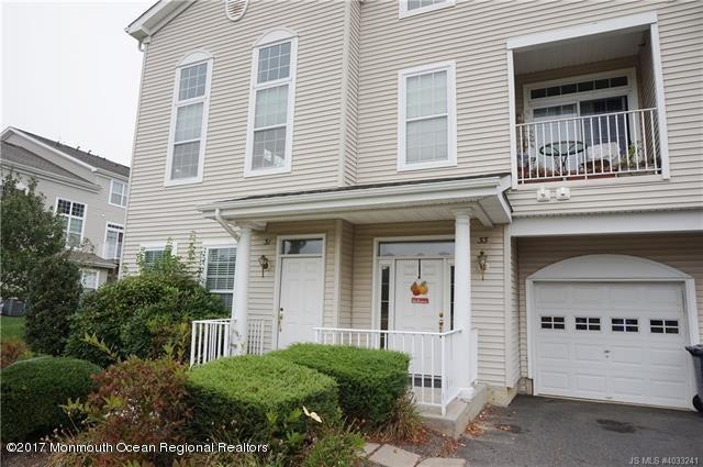 Condominio por un Alquiler en 33 Farrah Drive 33 Farrah Drive Manahawkin, Nueva Jersey 08050 Estados Unidos