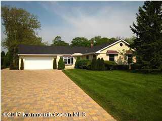 獨棟家庭住宅 為 出售 在 1036 Ocean Avenue 1036 Ocean Avenue Elberon, 新澤西州 07740 美國
