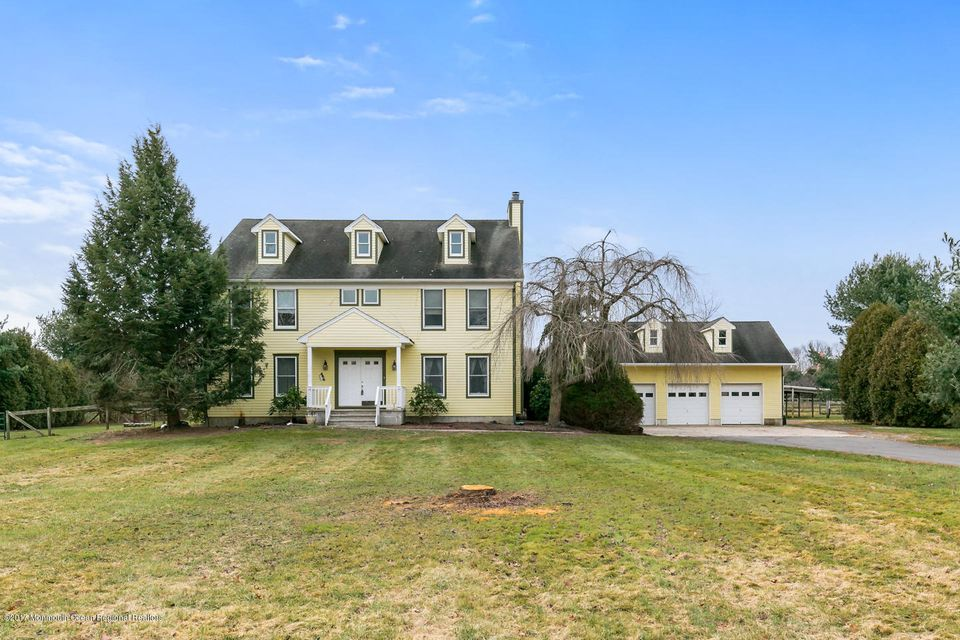 Single Family Home for Sale at 17 Hluchy Road 17 Hluchy Road Robbinsville, New Jersey 08691 United States