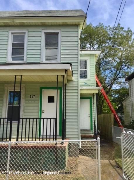 Einfamilienhaus für Verkauf beim 307 3rd St Street 307 3rd St Street Millville, New Jersey 08332 Vereinigte Staaten