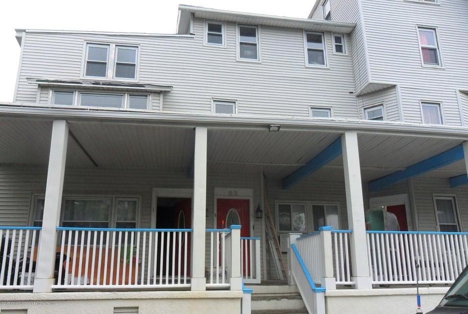 多户住宅 为 销售 在 63 Cookman Avenue 63 Cookman Avenue Ocean Grove, 新泽西州 07756 美国