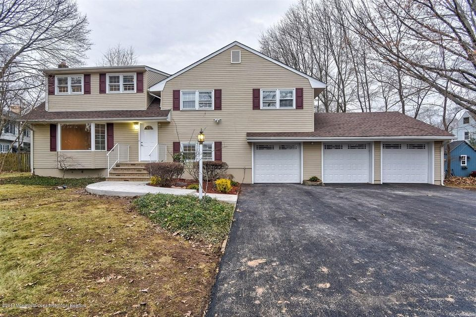 Single Family Home for Sale at 1173 Kearney Drive 1173 Kearney Drive North Brunswick, New Jersey 08902 United States