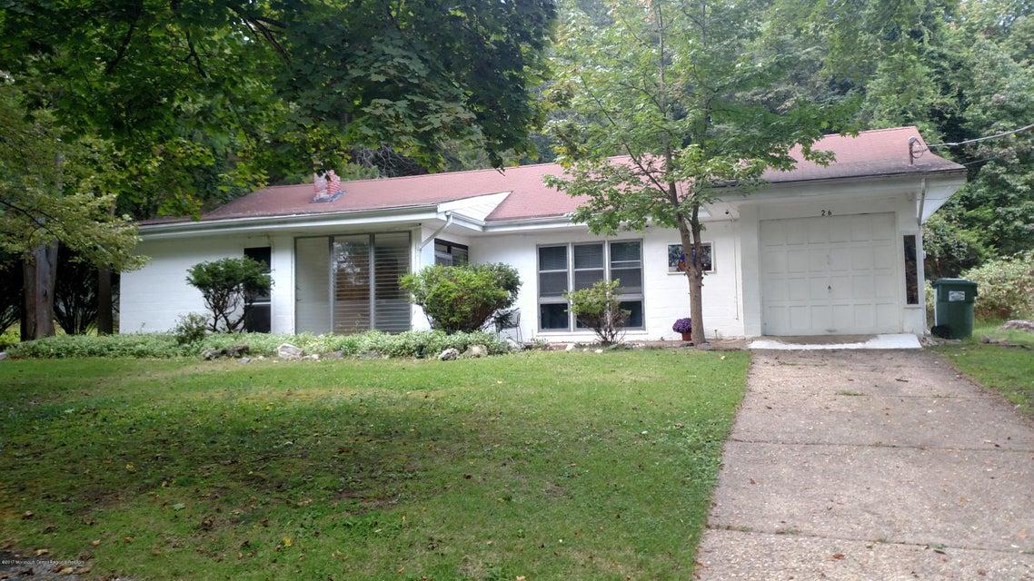 Maison unifamiliale pour l à louer à 26 Farm Lane 26 Farm Lane Roosevelt, New Jersey 08555 États-Unis