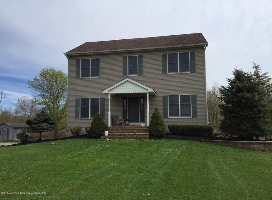 Casa Unifamiliar por un Alquiler en 529 Province Line Road 529 Province Line Road Allentown, Nueva Jersey 08501 Estados Unidos