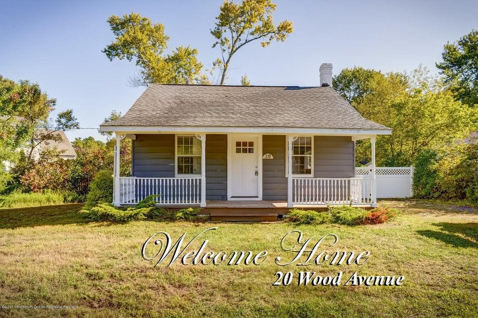 Casa para uma família para Venda às 20 Wood Avenue 20 Wood Avenue Englishtown, Nova Jersey 07726 Estados Unidos