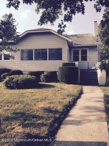 Single Family Home for Rent at 8 Royal Place 8 Royal Place Long Branch, New Jersey 07740 United States