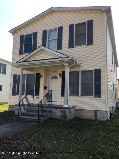 Single Family Home for Rent at 112 Poplar Avenue 112 Poplar Avenue Deal, New Jersey 07723 United States