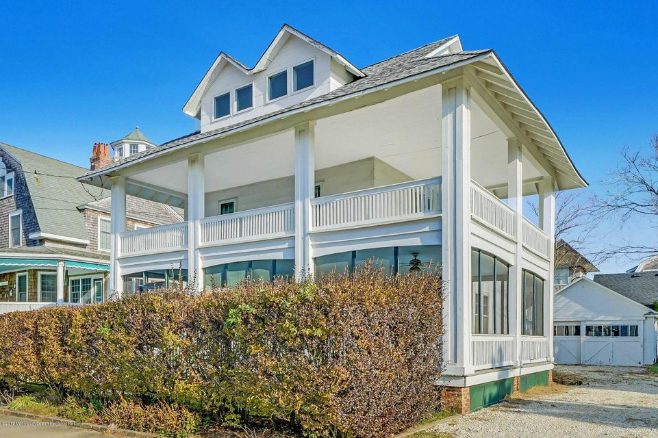 Single Family Home for Sale at 615 Main Avenue 615 Main Avenue Bay Head, New Jersey 08742 United States