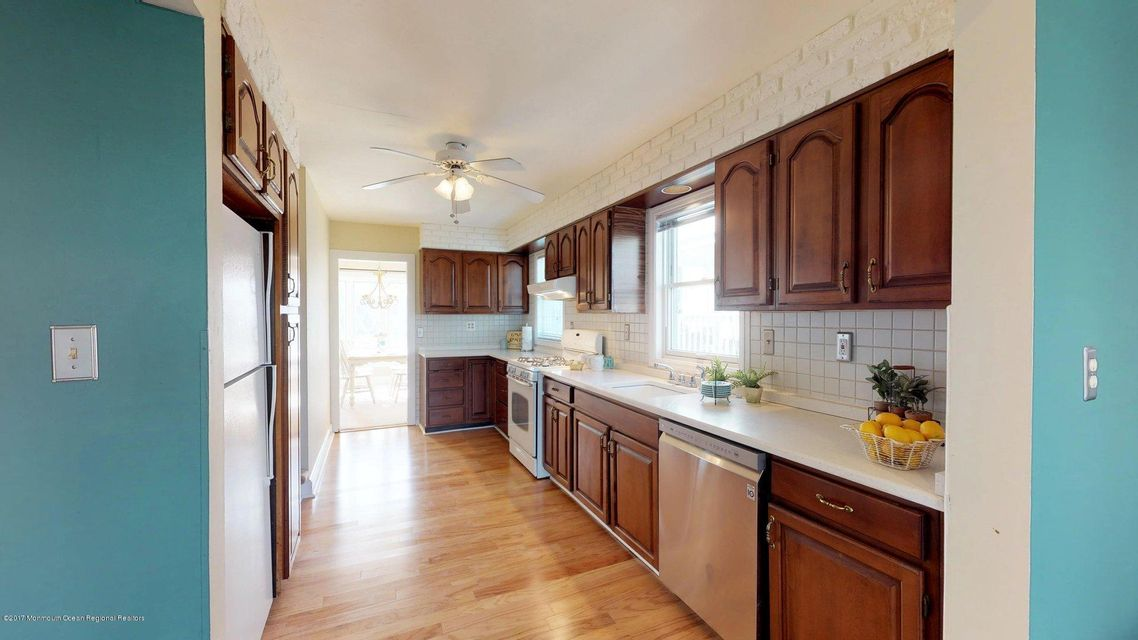 Kitchen front house