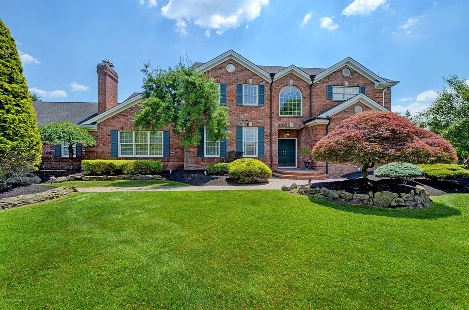 Red Brick Colonial