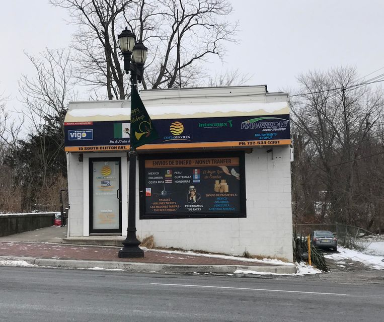 Commercial for Sale at 15 Clifton Avenue 15 Clifton Avenue Lakewood, New Jersey 08701 United States