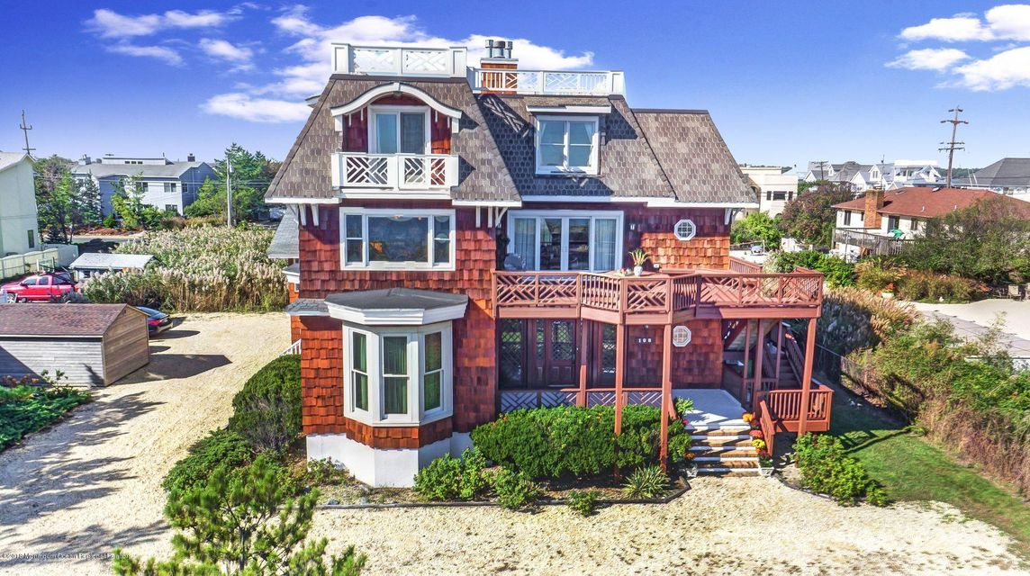 Single Family Home for Sale at 108 Ocean Avenue 108 Ocean Avenue Monmouth Beach, New Jersey 07750 United States