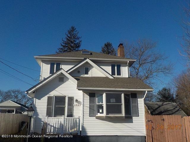 Einfamilienhaus für Verkauf beim 152 Oakes Avenue 152 Oakes Avenue Belford, New Jersey 07718 Vereinigte Staaten