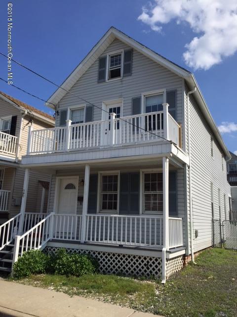 Maison unifamiliale pour l à louer à 26 Beach Street 26 Beach Street Sea Bright, New Jersey 07760 États-Unis