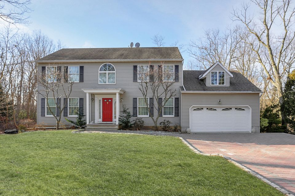 Single Family Home for Sale at 271 Highland Avenue 271 Highland Avenue Atlantic Highlands, New Jersey 07716 United States