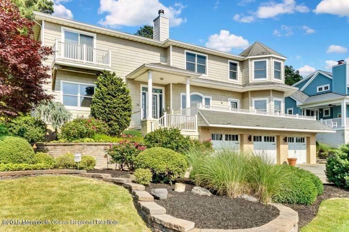 Nhà ở một gia đình vì Bán tại 26 River Avenue 26 River Avenue Island Heights, New Jersey 08732 Hoa Kỳ