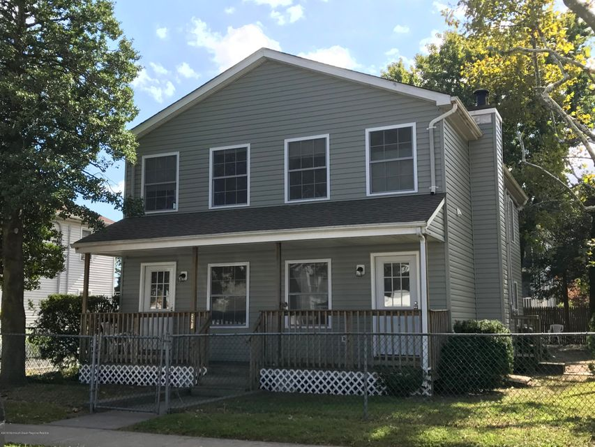 Single Family Home for Rent at 521 14th Avenue 521 14th Avenue Belmar, New Jersey 07719 United States