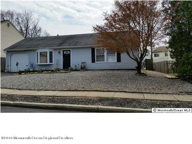 Single Family Home for Rent at 6 Transom Lane 6 Transom Lane Barnegat, New Jersey 08005 United States