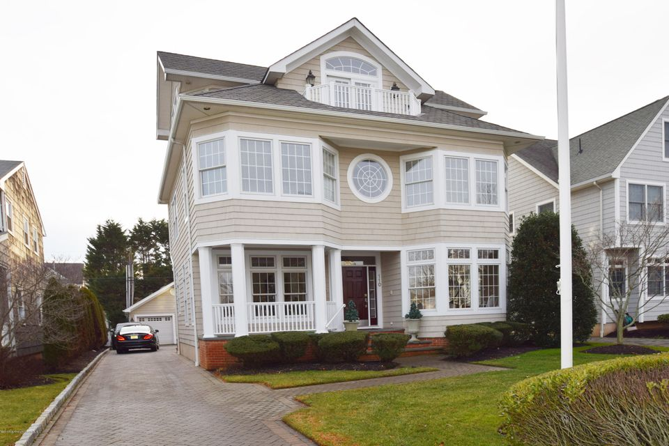 独户住宅 为 出租 在 110 Baltimore Boulevard 110 Baltimore Boulevard Sea Girt, 新泽西州 08750 美国