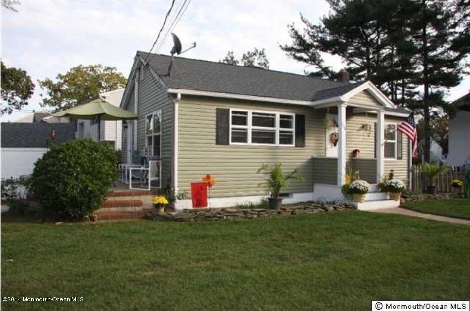 Casa Unifamiliar por un Alquiler en 510 Curtis Avenue 510 Curtis Avenue Point Pleasant, Nueva Jersey 08742 Estados Unidos
