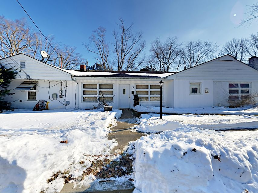 Single Family Home for Sale at 3 Lapsley Lane 3 Lapsley Lane Lakewood, New Jersey 08701 United States