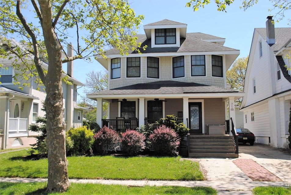Casa Unifamiliar por un Alquiler en 311 5th Avenue 311 5th Avenue Bradley Beach, Nueva Jersey 07720 Estados Unidos