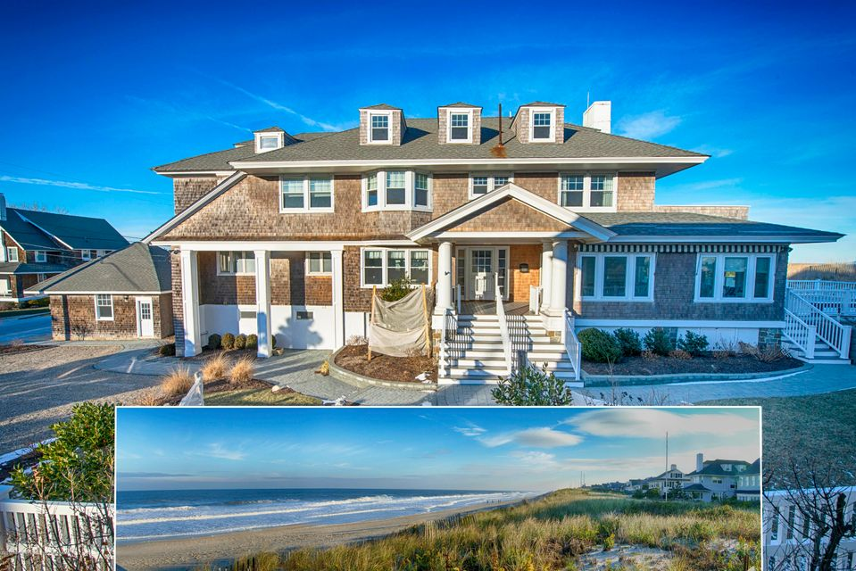 Single Family Home for Sale at 753 East Avenue 753 East Avenue Bay Head, New Jersey 08742 United States