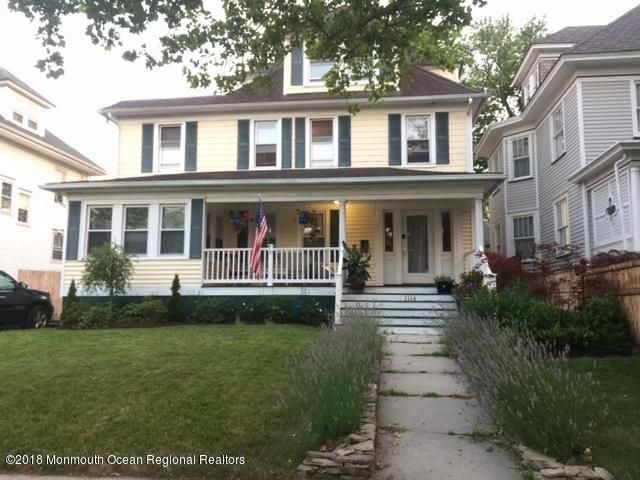 獨棟家庭住宅 為 出租 在 1116 5th Avenue 1116 5th Avenue Asbury Park, 新澤西州 07712 美國