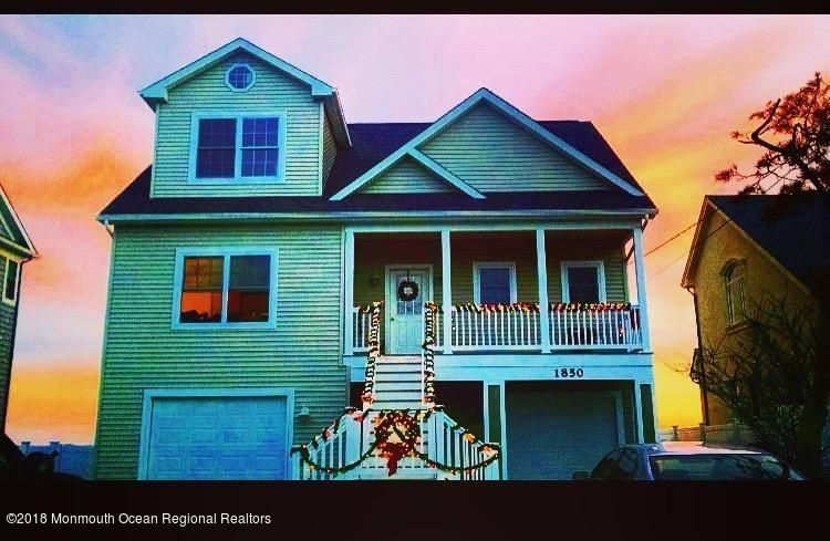 Single Family Home for Rent at 1850 Boat Point Drive 1850 Boat Point Drive Point Pleasant, New Jersey 08742 United States