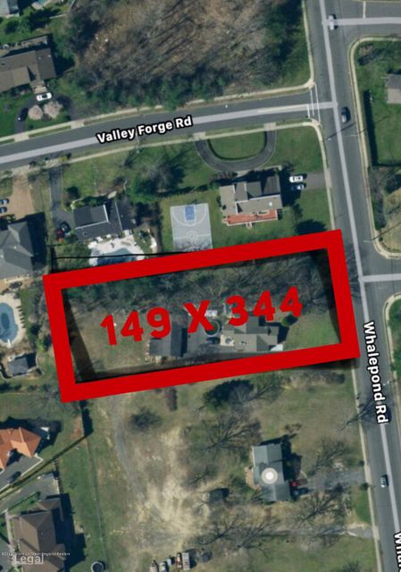 Land for Sale at 110 Whalepond Road 110 Whalepond Road Eatontown, New Jersey 07724 United States