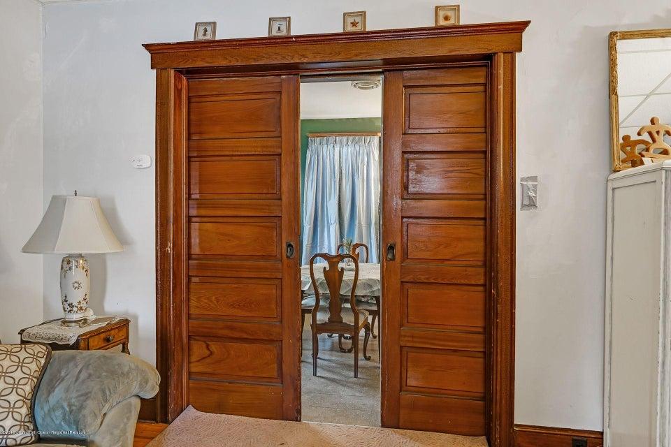 Doors Into Kitchen