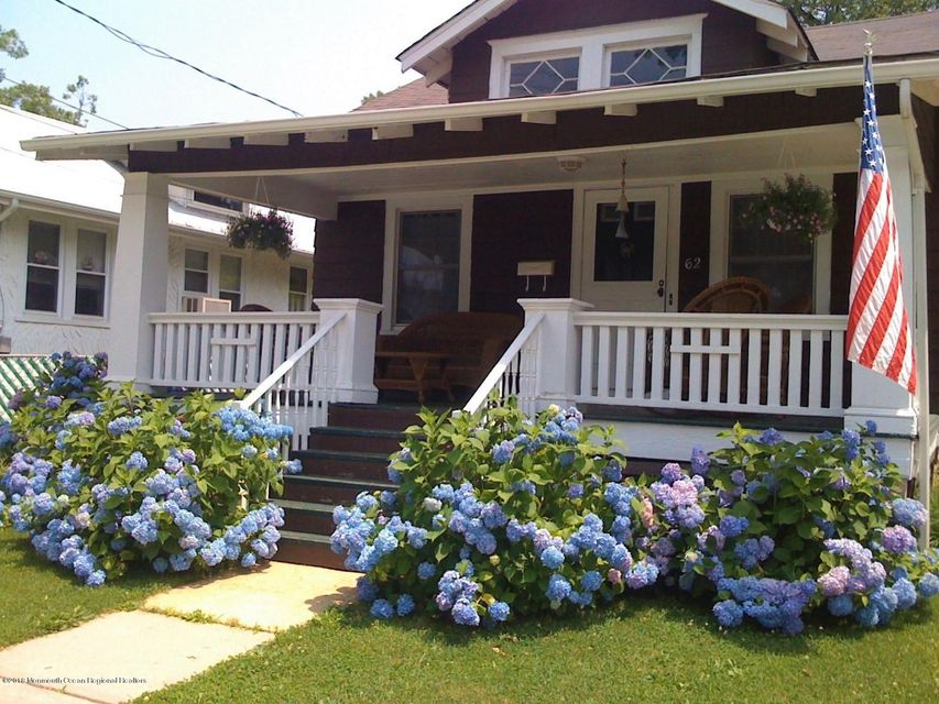 Single Family Home for Sale at 62 Union Avenue 62 Union Avenue Neptune City, New Jersey 07753 United States