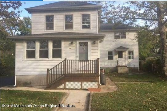 Single Family Home for Rent at 46 Main Street 46 Main Street Keansburg, New Jersey 07734 United States