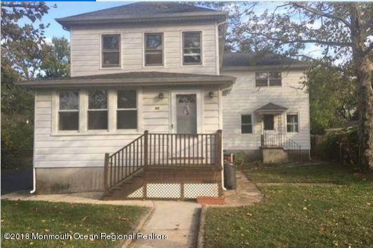 Casa Unifamiliar por un Alquiler en 46 Main Street 46 Main Street Keansburg, Nueva Jersey 07734 Estados Unidos